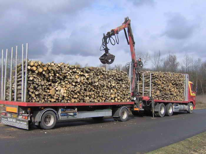 pannel1m # Camion De Bois De Chauffage